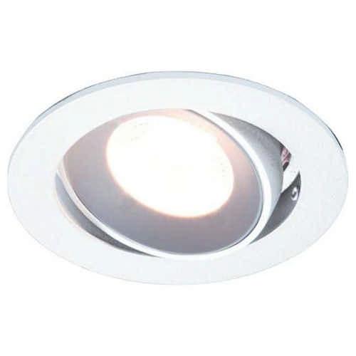 Hera - LED EINBAUSTRAHLER SR68 WEISS 4,8 Watt WARMWEISS 3000 Kelvin