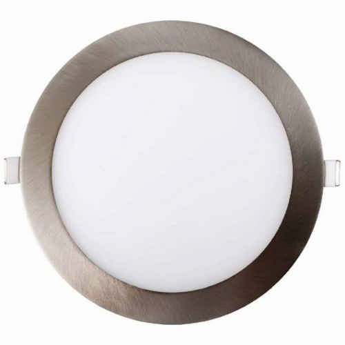 HEITRONIC - LED PANEL LAVAL 26W RUND SATIN NICKEL EINSTELLBAR 3000 Kelvin